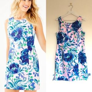 LP Sweet Pea Mila Stretch Shift Sleeveless Dress